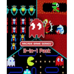 ARCADE GAME SERIES 3-in-1...