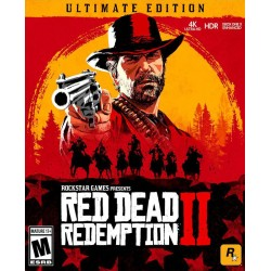 Red Dead Redemption 2...
