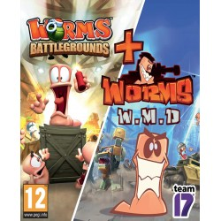 Worms W.M.D + Worms...