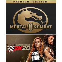 WWE 2K20 Deluxe Edition +...