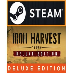 Iron Harvest Deluxe ALL DLC...