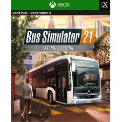 Bus Simulator 21 - Extended...